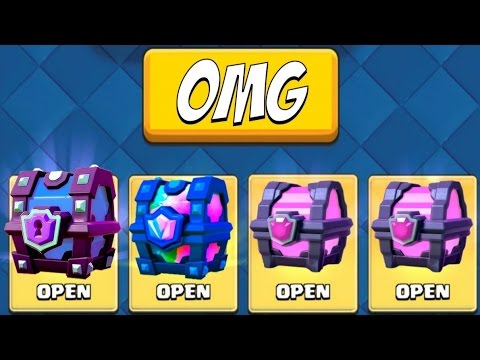 how to get the clan war chest in clash royale
