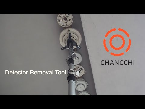 Short Film of CHANGCHI Detector Removal Tool