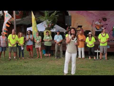 Rep. Tulsi Gabbard Addresses 2017 Hawaii Farmers Union United Convention