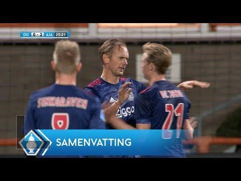 Highlights KNVB Beker: De Dijk - Ajax (25/10/2017)