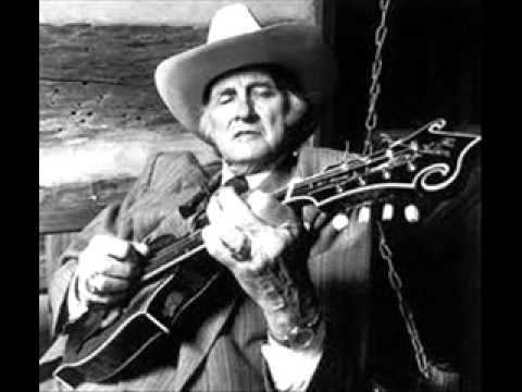 "Bill Monroe And The Bluegrass Boys Sing ""In The Pines"""