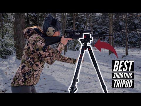 BOG DeathGrip Shooting Tripod Review