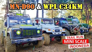 MINISCALE LIGHT OFFROAD INDONESIA
