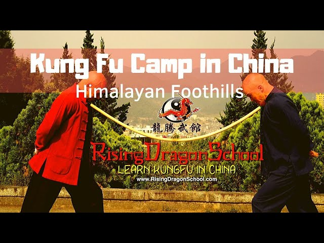 Best Kung Fu School in China