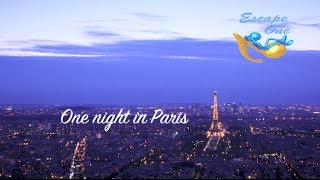 Instrumental Jazz Session 1 : One Night In Paris (Jazz Music Video)