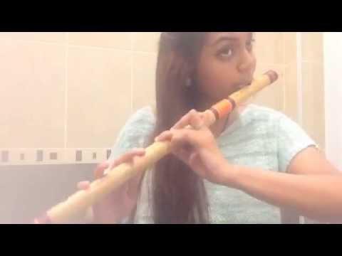 Kadhal Roja / Roja Jaaneman Flute Cover