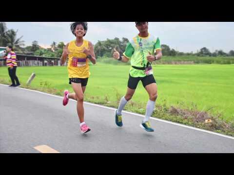 Fun Run Mini Marathon มหาวิทยาลัยการกีฬาแห่งชาติ วิทยาเขตอ่างทอง