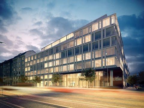 Mill Park Skanska office building Budapest