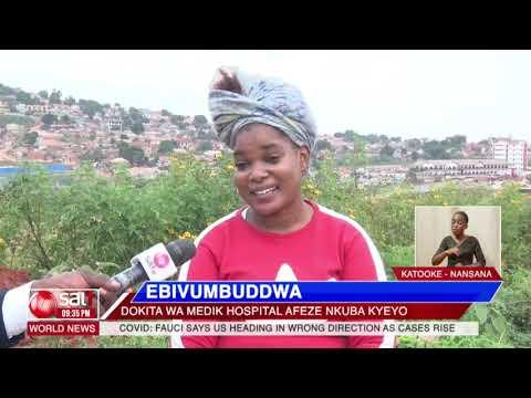 Download EBIVUMBUDDWA - Dokita wa Medik Hospital afeze nkuba kyeyo (part 1)
