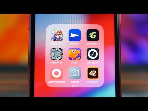 Top 10 iOS Apps of October 2019!