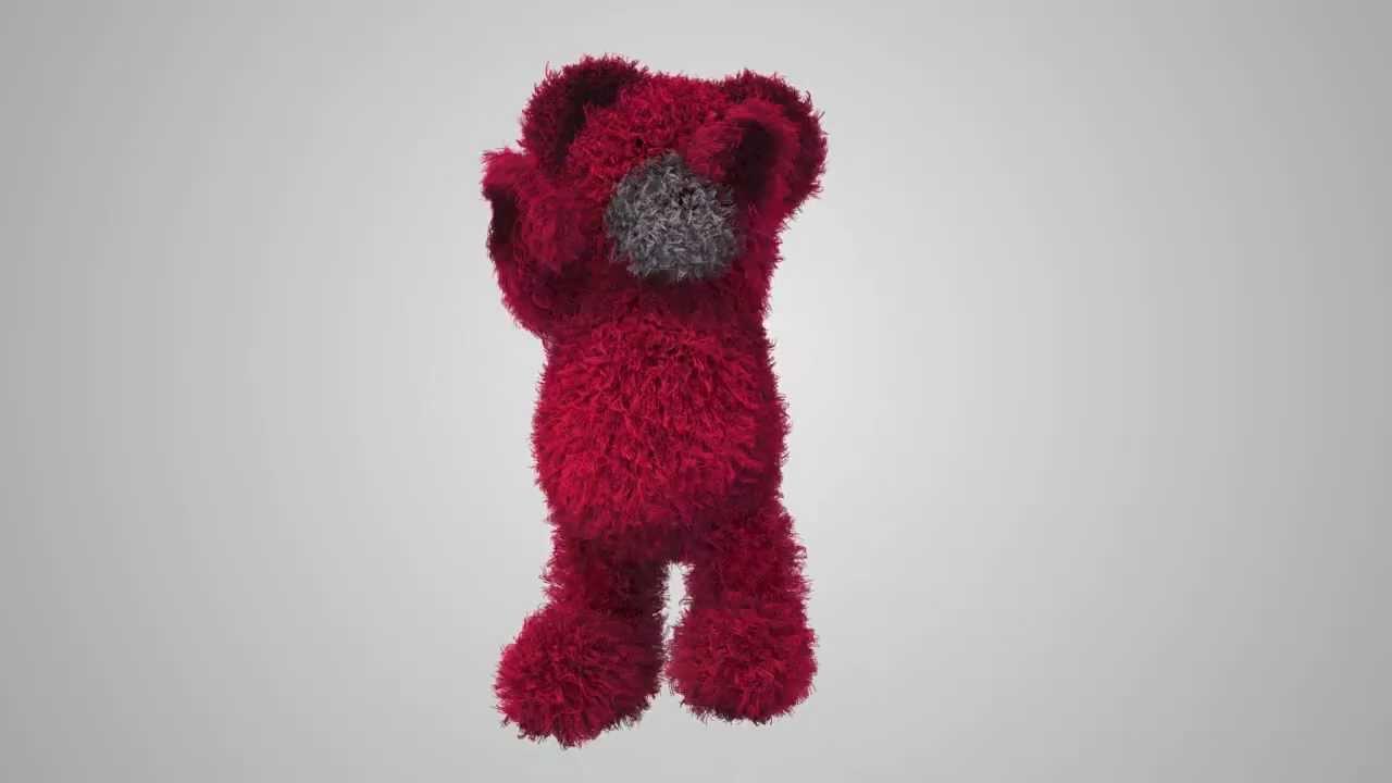 The dancing bear poem-7703