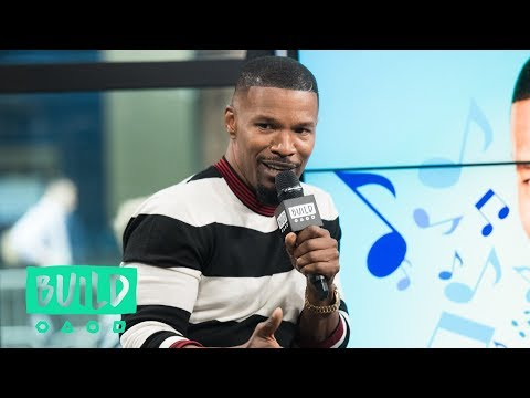 Jamie Foxx Talks About Seeing Prince Perform