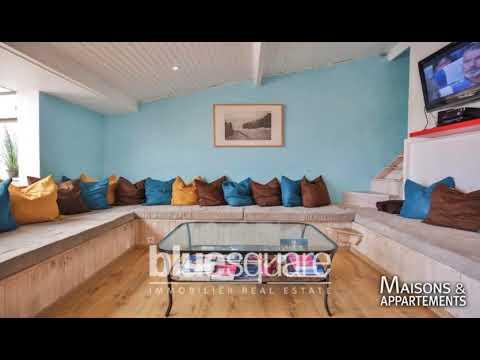 ANTIBES - MAISON A VENDRE - 1 200 000 € - 210 m² - 8 pièces