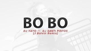 ALINA DUMA Bo bo by DJ YAYO Ft DJ SANTI PINTOS J Balvin Remix Zumba Fitness Choreo