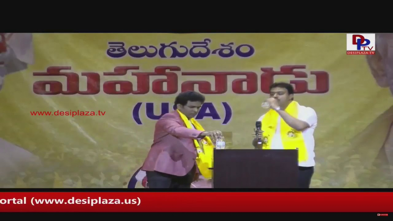 Part 2 - NRI TDP - NATS president - Mohan Mannava -  Mahanaadu Live from Dallas