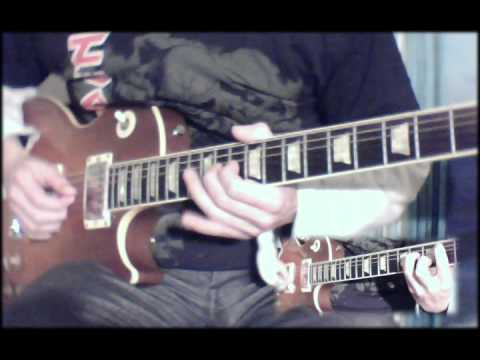 Powerslave (Iron Maiden guitar cover)