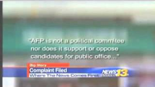 KRDO-TV Colorado Springs Reports on Ethics Watch
