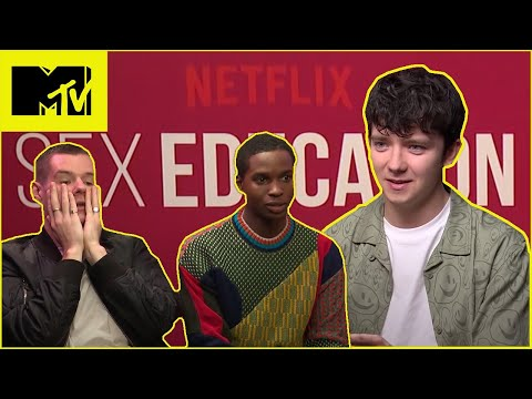 Sex Education Series 2 Cast Discuss Their Character Sex Style | MTV Movies