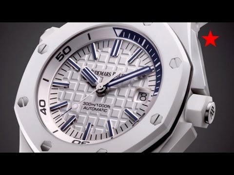 Audemars Piguet CEO François-Henry Bennahmias Explains the B