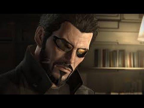 Deus Ex Mankind Divided ITA - A Criminal Past Full Run - No Upgrades Kill, Alerts, Biocell, KO