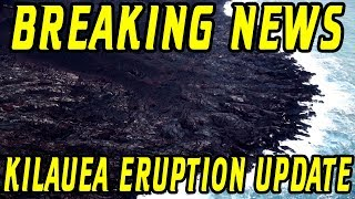 BREAKING NEWS Hawaii Kilauea Volcano Eruption Update for 8/7/2018
