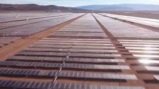 El presidente Macri participó por videoconferencia de la inauguración del Parque Solar Cauchari