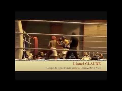 Lionel Claude fighter 974