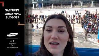 Ailish Forfar | Bronze Medal Match | Samsung Paralympic Blogger | PyeongChang 2018