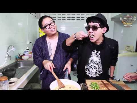 VRZO HUNGRY - EP.7 ข้าวผัดห่อไข่ไทยแลนด์ [by Sunsnack]
