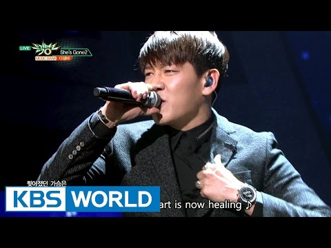 December (디셈버) - She's Gone 2 [Music Bank / 2017.01.13]