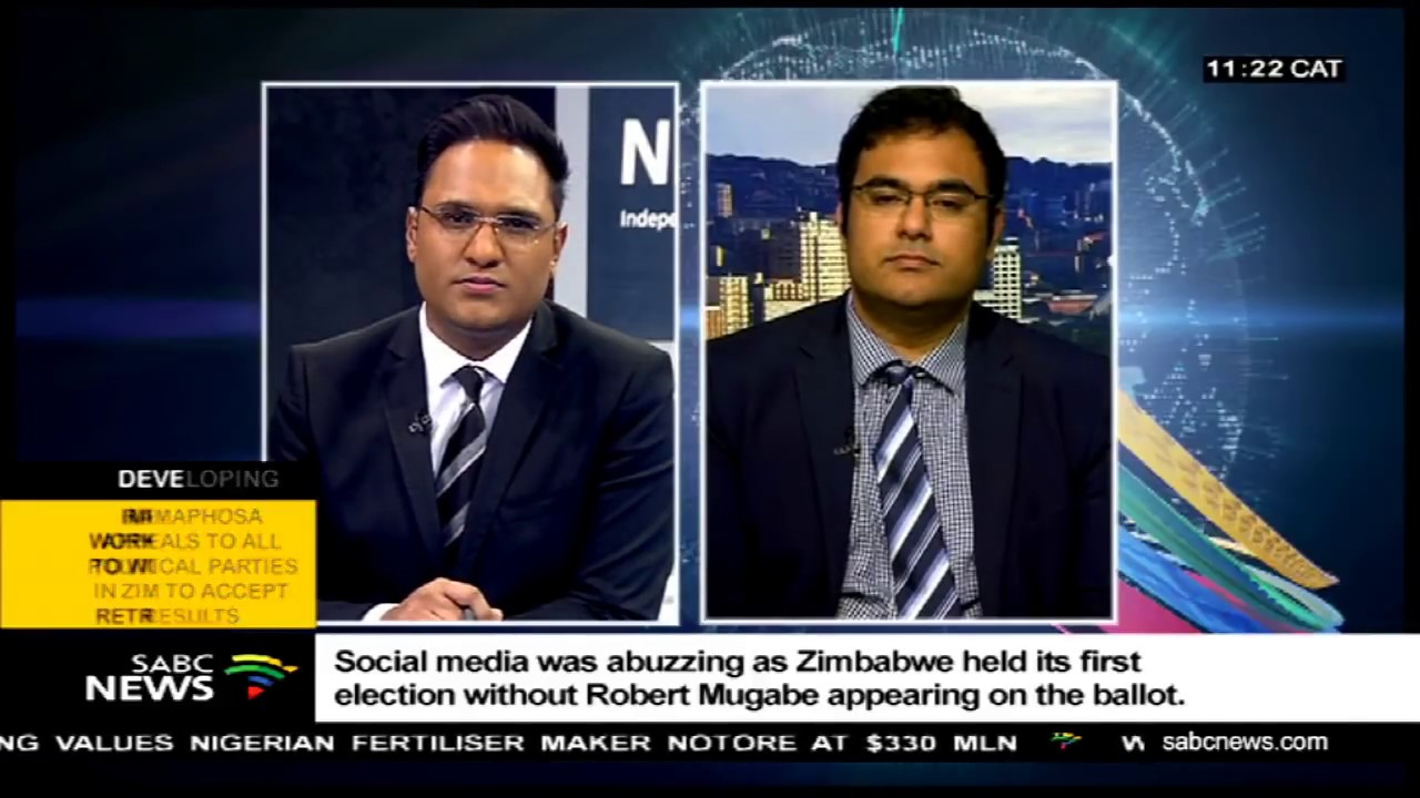 Social media's impact on elections - YouTube