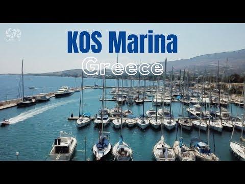 Greece, Kos marina Sail & Cruise
