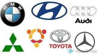 Как рисовать логотипы автомобилей, how to draw a logo auto(, 2015-01-05T10:42:19.000Z)