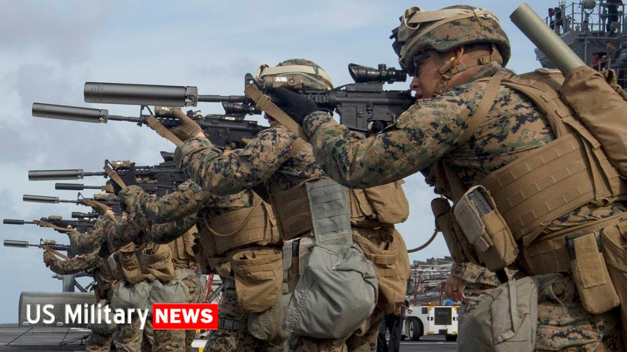 Download 5 Reasons Why No One can Beat the U.S. Marine Corps