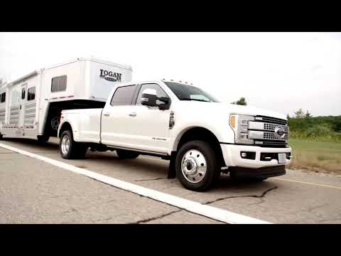 2017 Super Duty Powerstroke Engine-Exhaust Brake Function