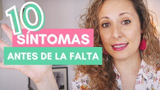 😱¡¡SÍNTOMAS DE EMBARAZO!! ❤️10 primeros SÍNTOMAS - #embarazo