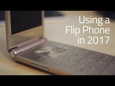 Using a Flip Phone in 2017 – Samsung Galaxy Folder 2 Review