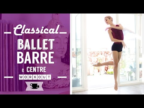Classical Ballet Barre with Centre | Lazy Dancer Tips