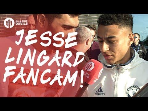 FULL TIME DEVIL   Jesse Lingard Fancam!   Manchester United 2-0 Crystal Palace   FANCAM