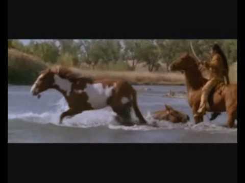 Dances With Wolves....John Dunbar gets rescued.