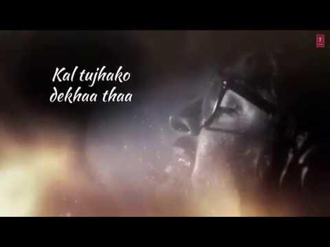 Kal Tujhko Dekha Tha Mene Apne Aangan Me | Lyrics Video | Whatsapp Video Status | 30 Seconds