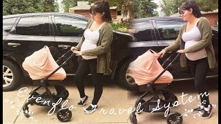 Evenflo Pivot Travel System Review | n a l a s t a s i a