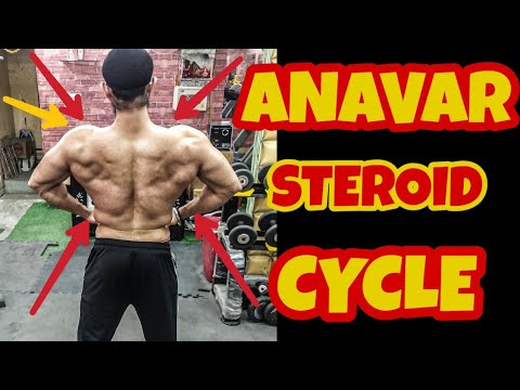 ANAVAR CYCLE AND DOSAGE