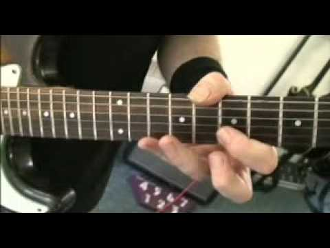 Lesson: Easy Rocker Solo / Krokus