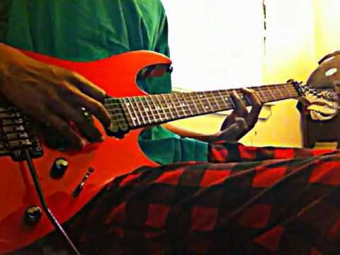 the-chris-warren-band---break-it-down-(dx-theme-song)-[guitar-cover]--xinthrax