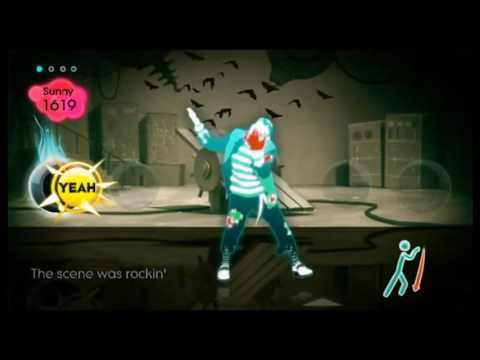 Just Dance 2 Monster Mash