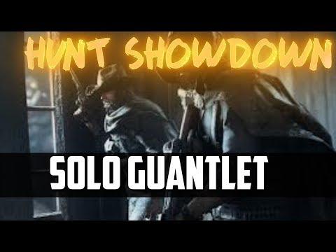 Hunt Showdown: SOLO COMPLETING THE GAUNTLET! - Incon - Smite