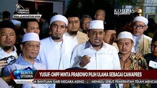 Ketua GNPF ULAMA: Pilih Ulama, Jokowi Lebih Cerdas dari Kami