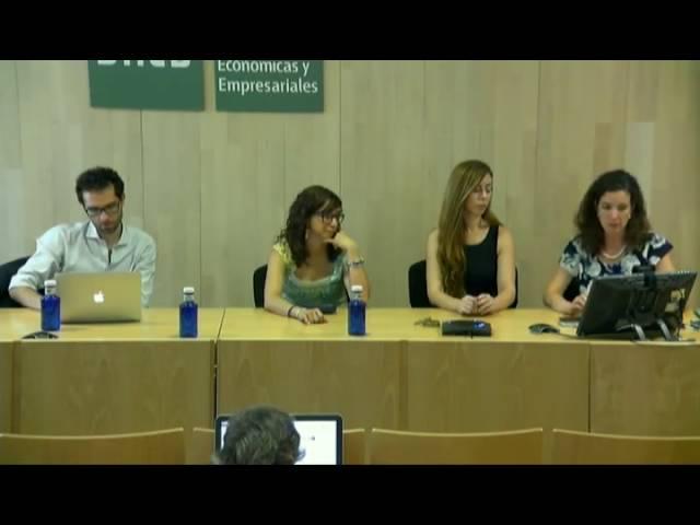Mesa redonda sobre  Investigación  poesía y tecnología  un panorama de proyectos