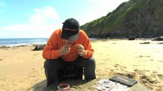 How to Tie The Grinner Knot - Tied by expert Sea Angler Joe Arch